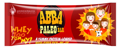 FREE ABBA Paleo Bar Sample...