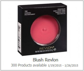 Possible Free Blush Revlon Hunt4freebies
