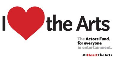 I Heart the Arts Sticker