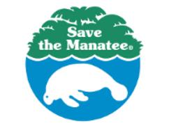 I Love Manatees Sticker