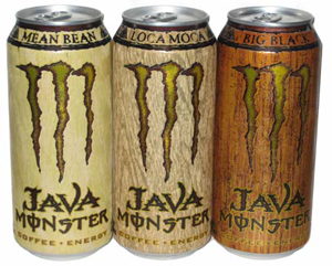 Free Monster Energy Drink Samples