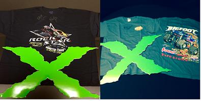 Monster X Tour T-Shirt