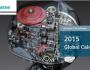 Siemens 2015 Desktop Calendar