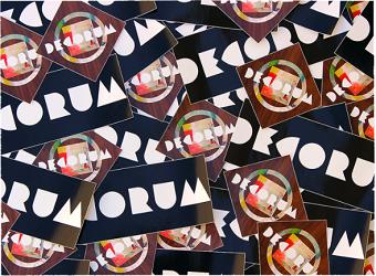 3 FREE Stickers: Decorum, Squire Shop & Chaco Logo