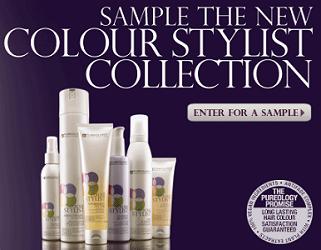 Pureology Colour Stylist System Hair Care Sample