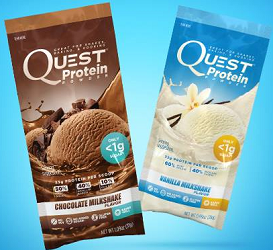 2 FREE Quest Protein Powder Sample Packs - Hunt4Freebies
