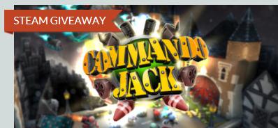 Commando Jack PC Game