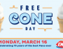 DQ-FREE-Cone-Day