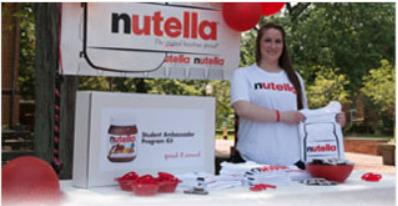Nutella Ambassador Kit