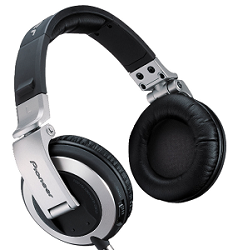 Pro DJ Headphones