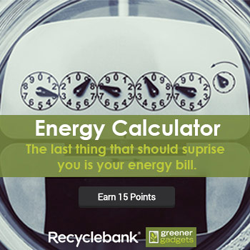 RB-Energy-Calculator