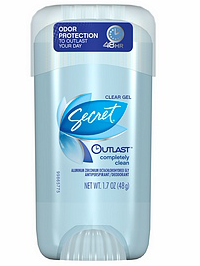 Secret-Outlast-Clear-Gel