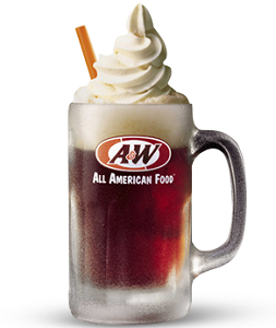 AW Root Beer Float