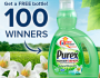 Bottle of Purex PowerShot
