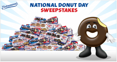 Entenmanns National Donut Day 2015