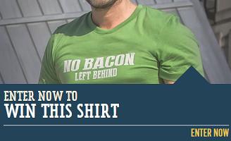 Farmland Bacon Club T-Shirt