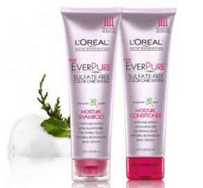 FREE L'Oreal EverPure Sample...