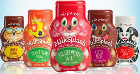 FREE MilkSplash Zero Calorie M...