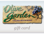 Olive Garden Gift Card new