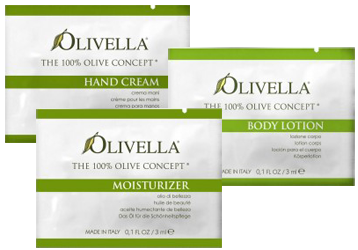 FREE Olivella Skin Care Produc...