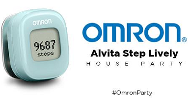 Omron Alvita Step Lively