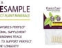 Perfect Plant Senonian Trace Minerals Supplement