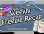 Weekly-Freebie-Recap