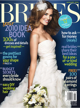 get a free subscription to brides magazine this offer is currently back in stock again
