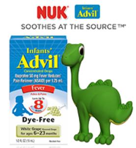 Childrens Advil Product