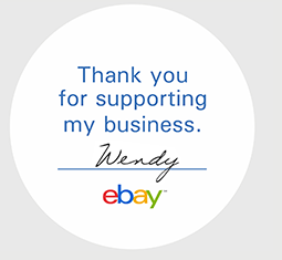 Ebay Seller Stickers
