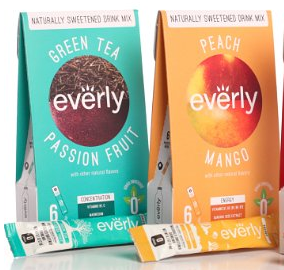 Everly Drink Mix Packet