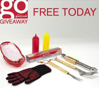 Good Cook Cookware Prize Pack Giveaways