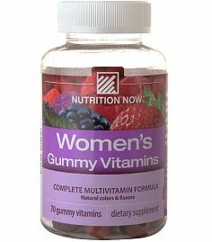 Nutrition Now Womens Gummy Vitamins