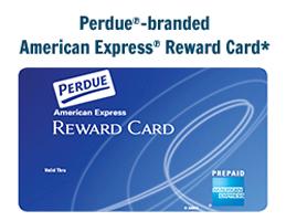 Perdue-branded-American-Express-Reward-Card