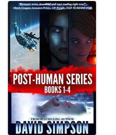 Post-Human Series Books4