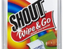 Shout Wipes Stain Remover