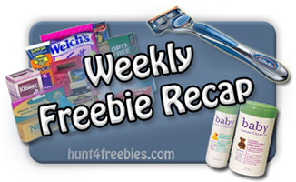 Weekly-Freebie-Recap