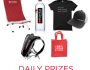 Essentia Water Daily Prize Pack
