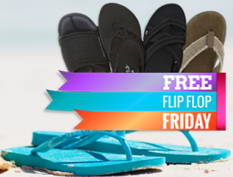 FREE Flip Flop Friday Sweepstakes