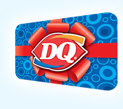 Mopar Dairy Queen Gift Card Instant Win Game and Sweepstakes ...