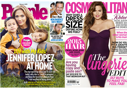 People and Cosmo