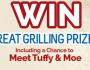 Smithfield Farmland Summer Grilling Prizes