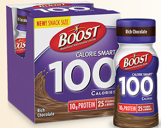4 Pack of Boost Calorie Smart Drink