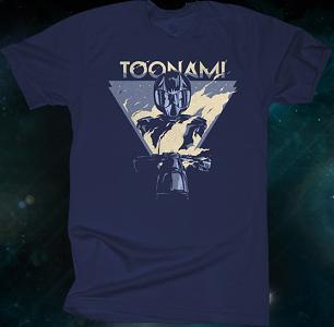 Adult Swim Toonami T-Shirt