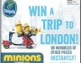 Chiquita-Minions-Sweepstakes