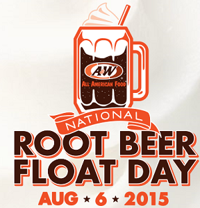 FREE Root Beer Float