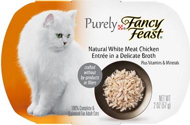 Fancy Feast Purely Cat Food