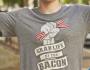 Farmland Bacon Club July Tshirt