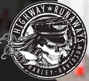 Highway Runaways Harley-Davidson