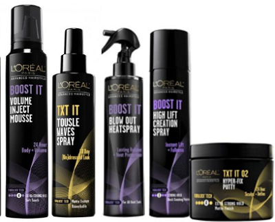 loreal hair styling products free l oreal advanced hair care styling products at target 2369 | LOreal Advanced Hair Care Styling Products